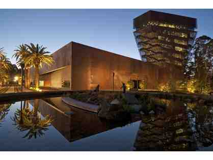 Fine Arts Museums of SF - Two Guest Passes