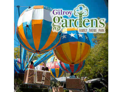 Gilroy Gardens Family Theme Park - One-day Admission for Two!