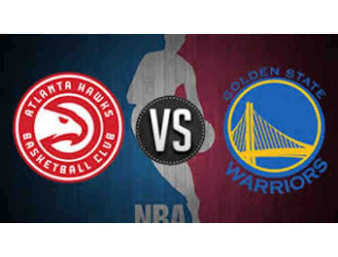 Golden State Warriors Vs. Atlanta Hawks - 3/25/20 - Photo 3
