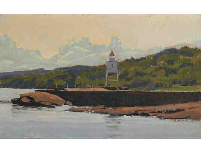 Plein Air Painting Experience With Minnesota North Shore Artist Neil Sherman