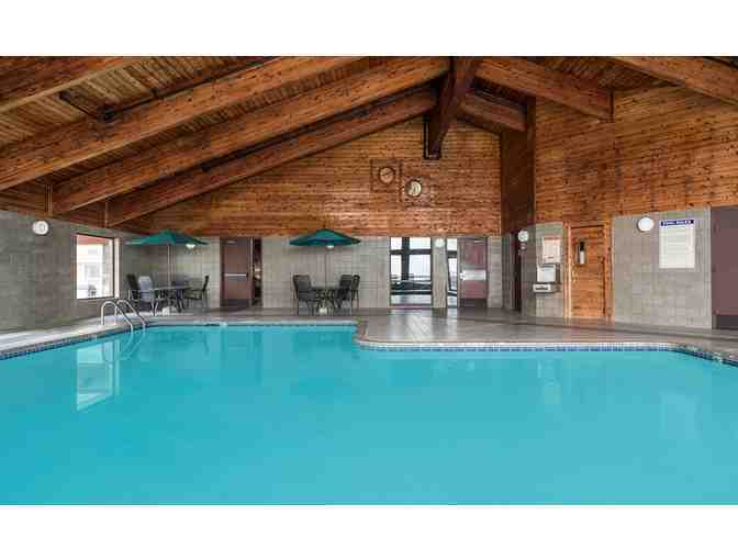 One Night Stay from AmericInn By Wyndham Tofte near Lake Superior