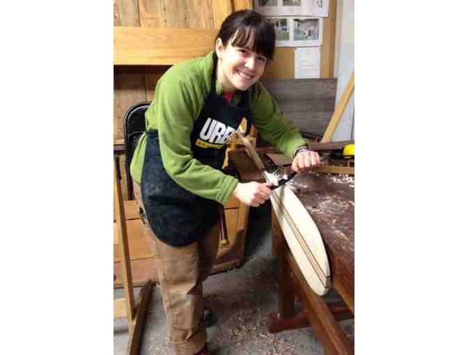 Paddle Making Class with Urban Boatbuilders - Photo 4