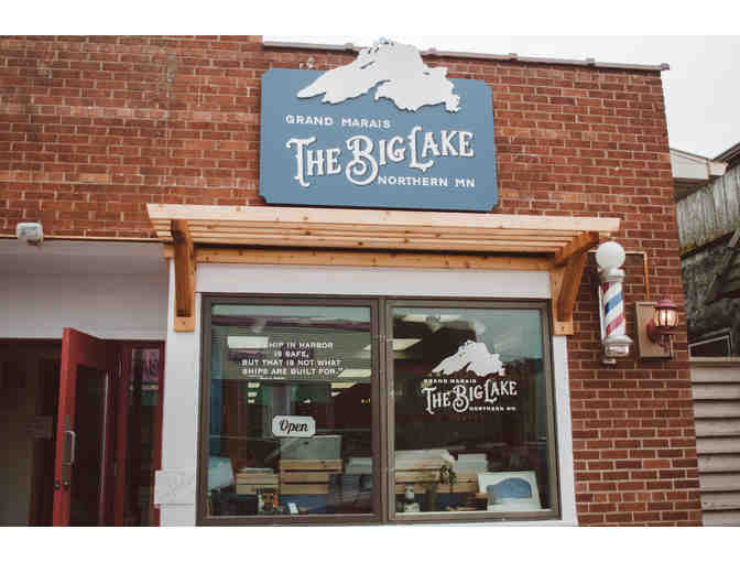 $25 Gift Certificate from The Big Lake #2