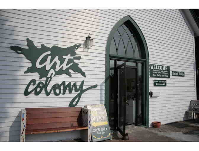 $75 Gift Certificate from Grand Marais Art Colony