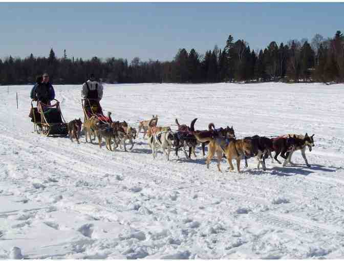 Winter Outdoor Extravaganza from the Historic Gunflint Lodge in Grand Marais, MN