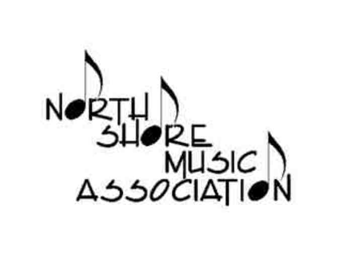 Four Gift Certificates to North Shore Music Association Performances - Photo 1