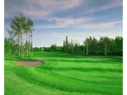 18-holes of Golf for Two with Superior National at Lutsen, MN