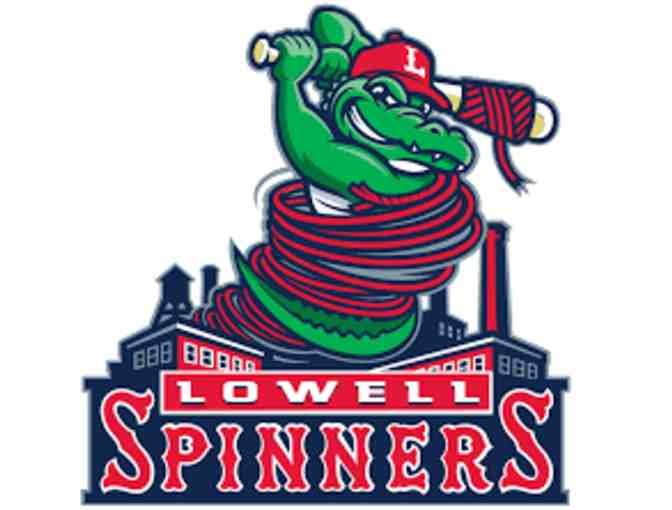 (4) Tickets to a 2019 Lowell Spinners game - Photo 1