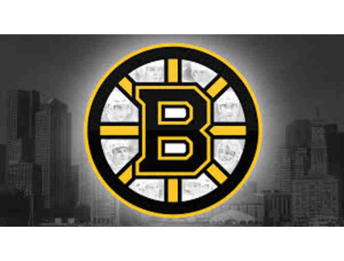 (4) Tickets to Boston Bruins vs. Buffalo Sabres in an Executive Suite!