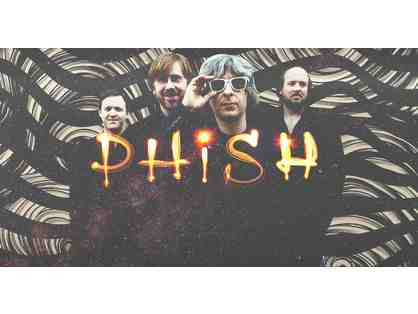 (2) Tickets to Phish Concert!