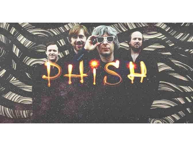 (2) Tickets to Phish Concert! - Photo 1