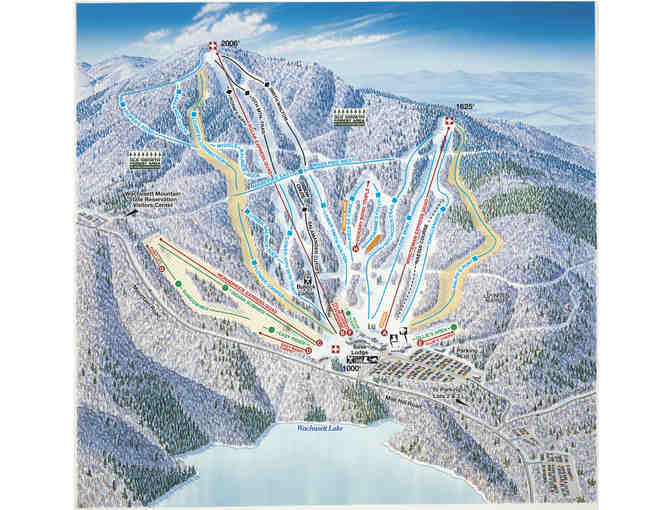 (2) Wachusett Mountain Community Spirit Days Lift Tickets - Photo 2
