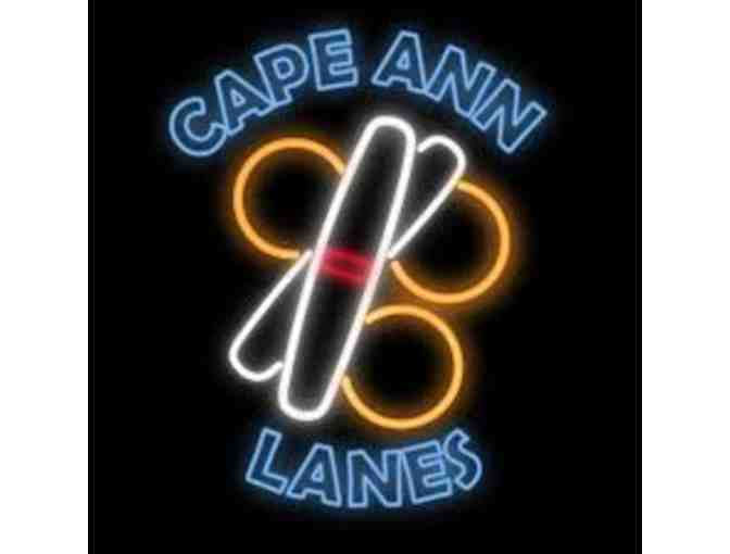 $25 Cape Ann Lanes Gift Card - Photo 1