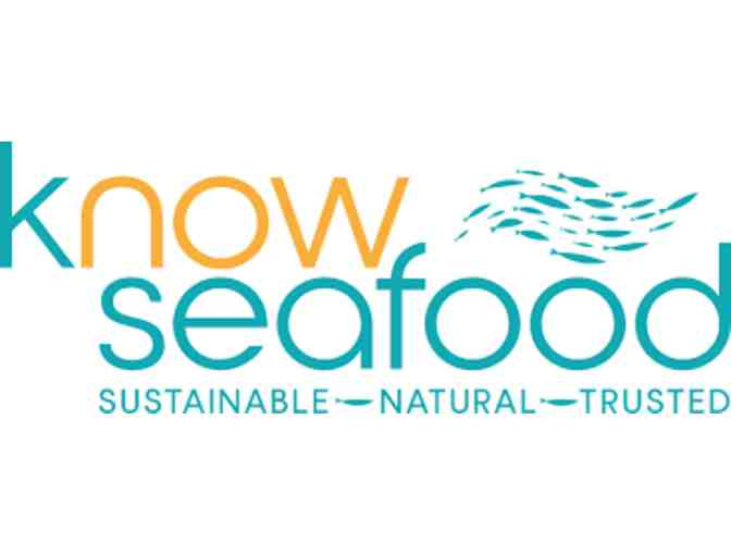 $100.00 gift certificate to KnowSeafood.com