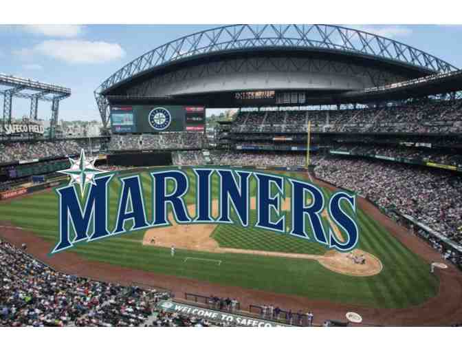 Seattle Mariners 2020 Season 4-Pack - Photo 1
