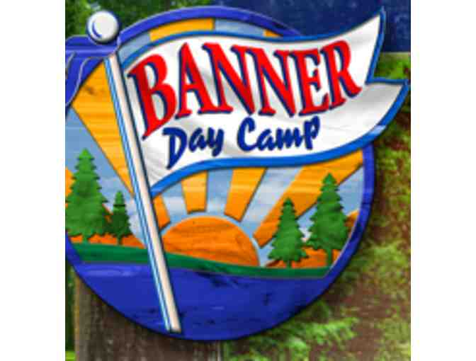 Banner Day Camp Gift Certificate - $100 (for ages 3 to 12)