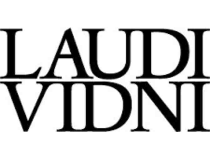 $150 Gift Card to Laudi Vidni Custom Leather Handbags