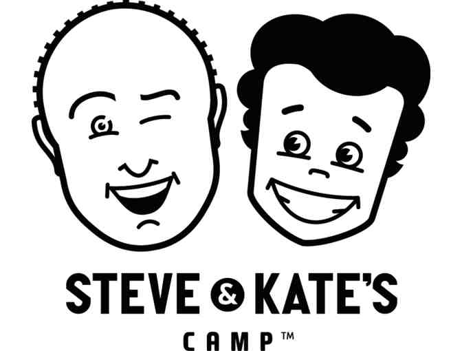 5 Day Pass for Five Days at Steve & Kate's at ANY Camp Locations