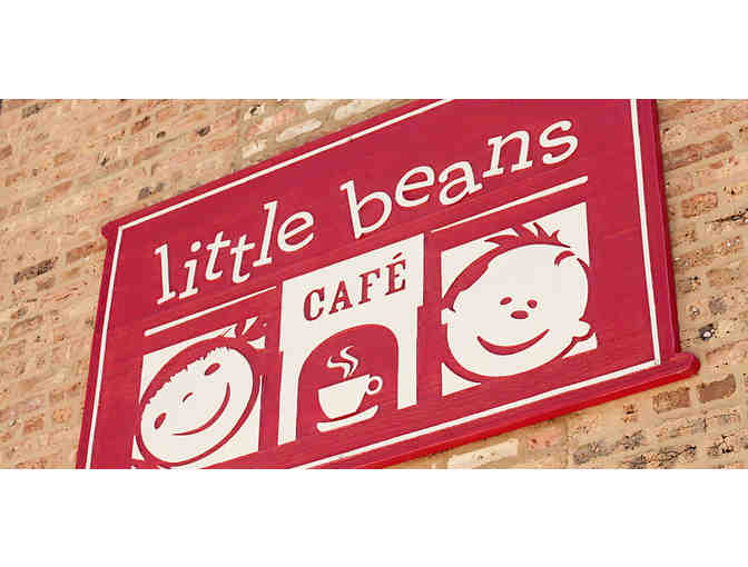 Little Beans Cafe: 10 Kid Playdate Pass for Chicago location