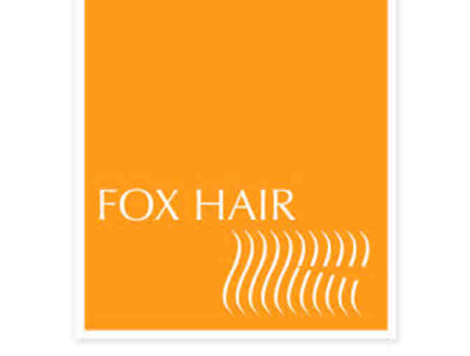 Color and Haircut with Leah at Fox Hair