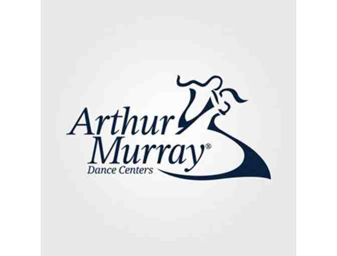 2 personal & 1 group ballroom dance lessons at Arthur Murray Dance Center
