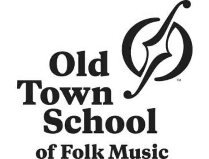 1 year membership to Old Town School of Folk Music