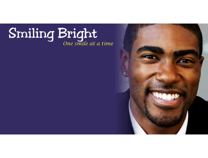 30-minute Teeth Whitening Session from Smiling Bright