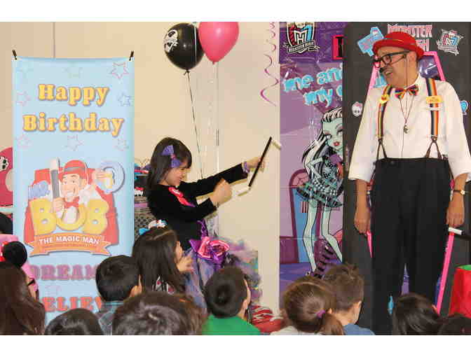 1 Hour Children's Comedy Magic Show with Mr. Bob!