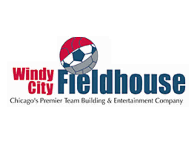 $50 off Birthday Party at Windy City Fieldhouse