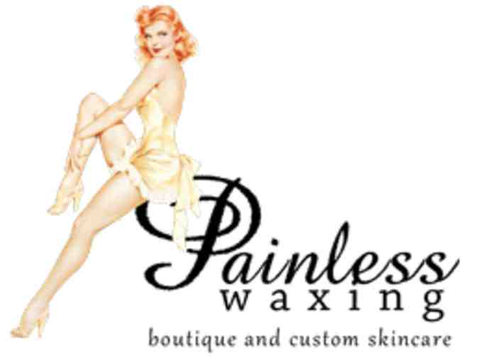 $25 Gift Certificate and detoxifying scrub to Painless Waxing Boutique