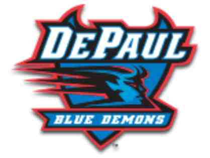 Four tickets to your choice to a DePaul Blue Demons Men's basketball game
