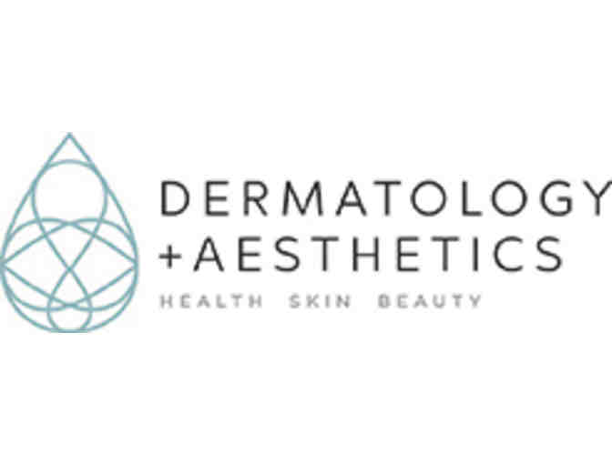 A single DermaPeel Treatment from Dermatology + Aesthetics