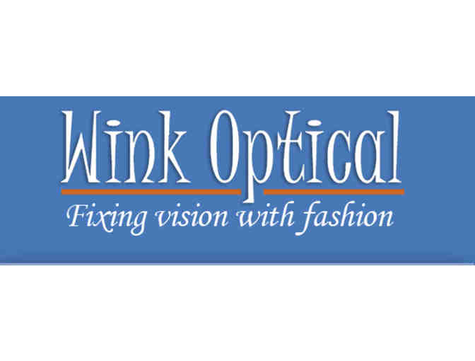Comprehensive Eye Exam from Wink Optical