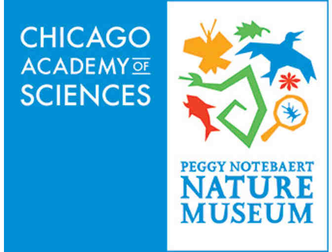 1 year Family Membership to Peggy Notebaert Nature Museum