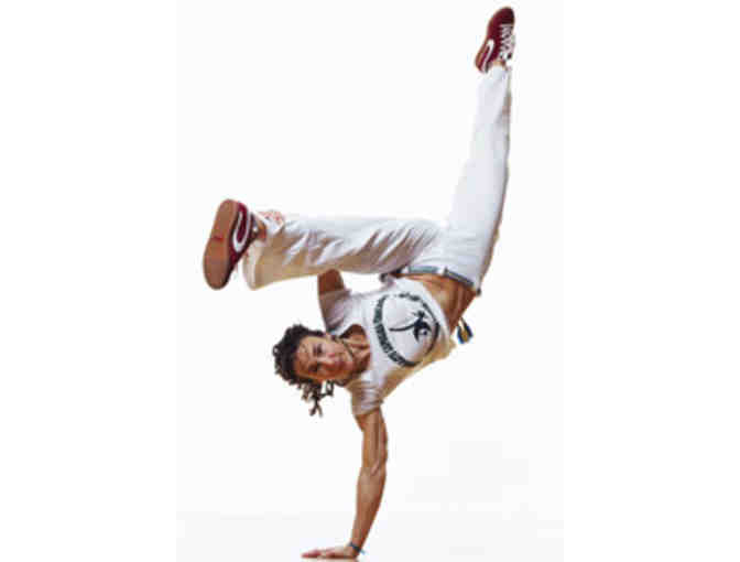 10 Class Pass to Gingarte Capoeira Chicago