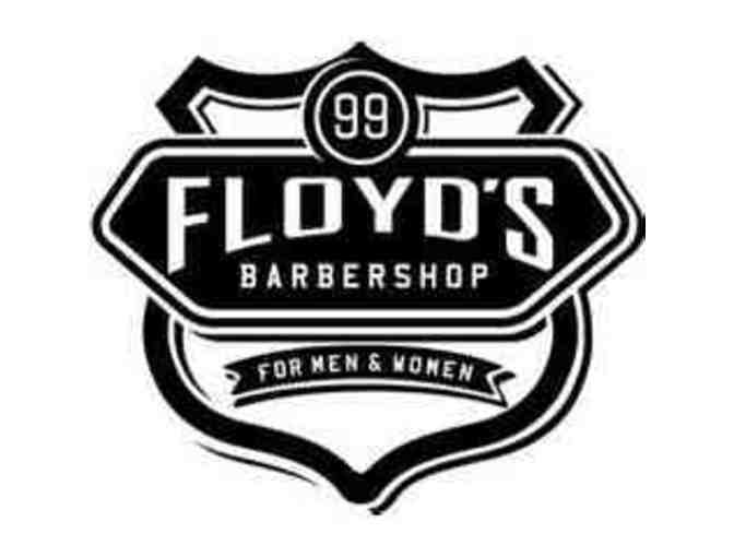 Floyds 99 Barbershop Gift Package - 2 haircuts, shampoo, conditioners & styling pastes