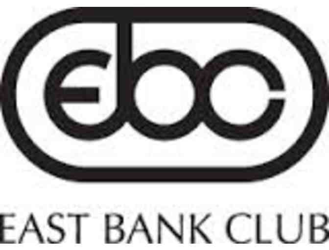 East Bank Club - 2 guest passes & $50 Gift Certificate to Maxwell's at the Club