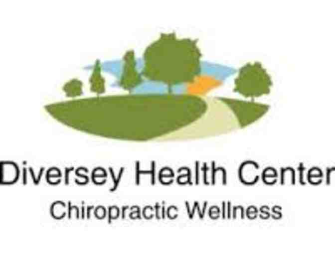Diversey Health Center Gift of Health - Consultation, Stress Exam and 15 min Massage