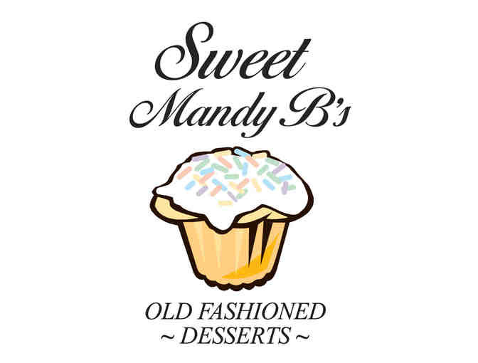 $25 Gift Card to Sweet Mandy B's Bakery