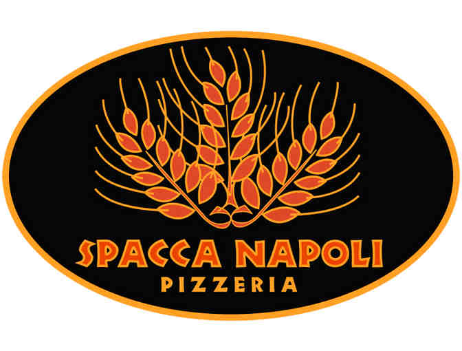 $50 Gift Card to Spacca Napoli Pizzeria