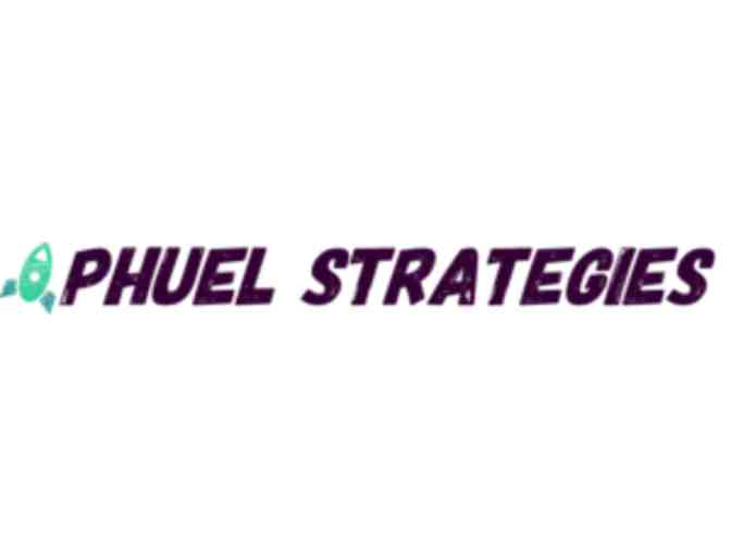 $500 Credit Towards Website Design / Internet Marketing from Phuel Strategies