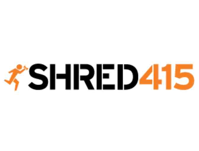 30 Day Unlimited Month at Shred415 - all locations