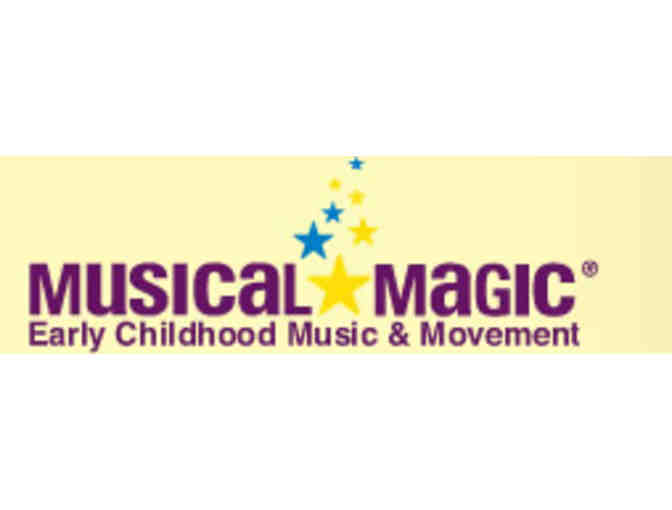 $100 toward Musical Magic classes or birthday party!