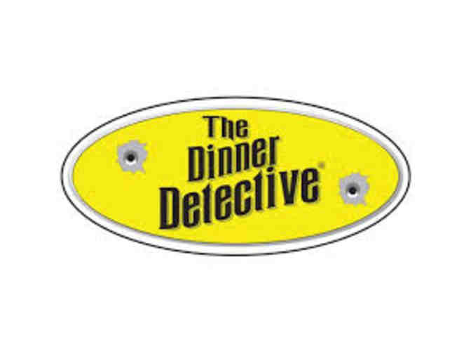 1 Ticket to the Dinner Detective's Murder Mystery Dinner Show at the Hilton Garden Inn