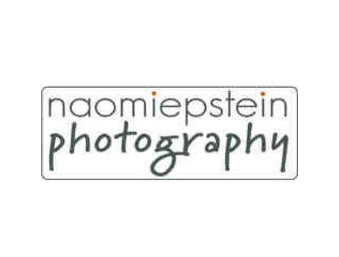 Naomi Epstein Photography Family Photo Session and 8x10 print