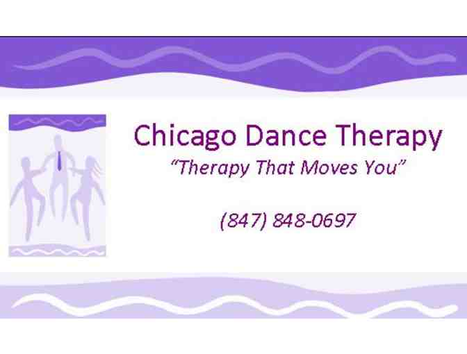 Dance/Movement Therapy Session with North Shore Dance Therapy