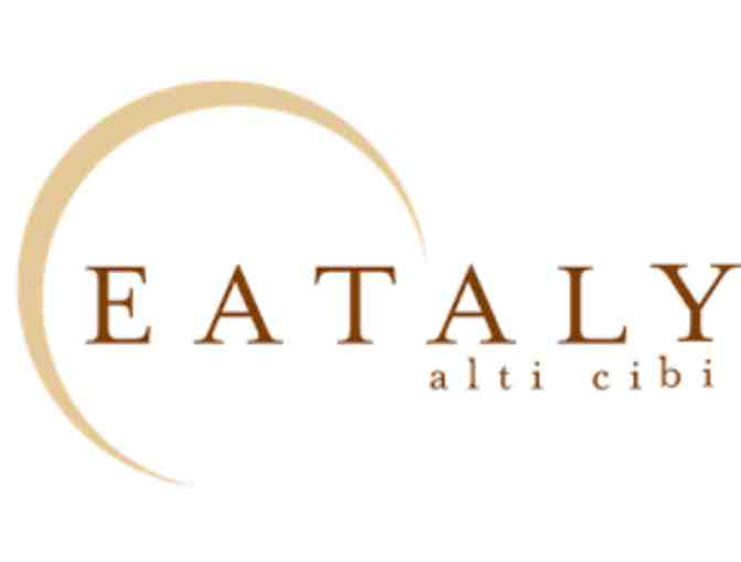 Lunch or Dinner Birthday Party for 10 Children at Eataly Chicago
