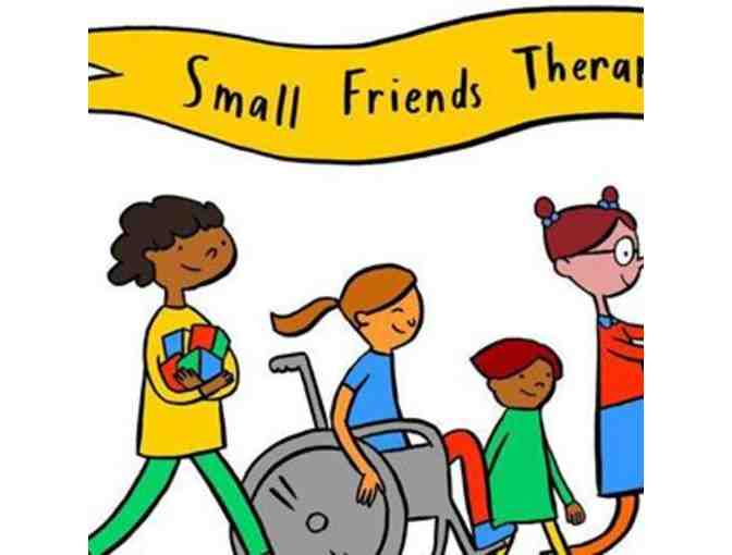 1 Handwriting Screening and Consultation with Small Friends Therapy