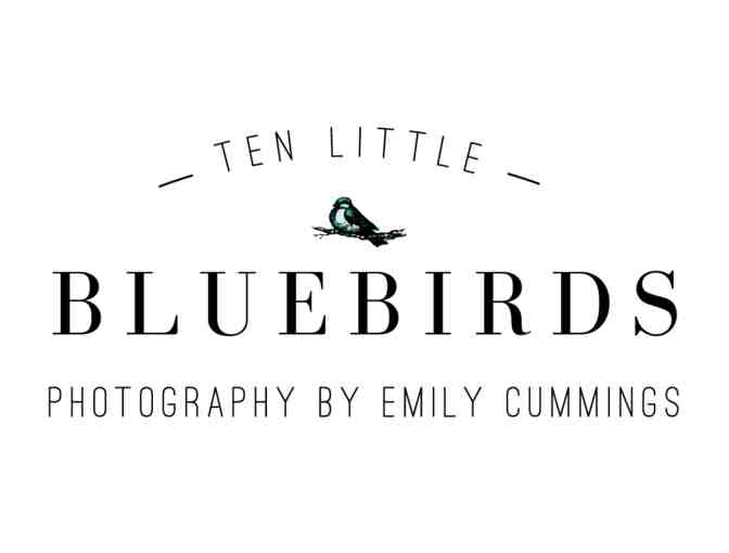 10 Little Bluebirds Photography - A Boutique Portrait Session by Emily Cummings
