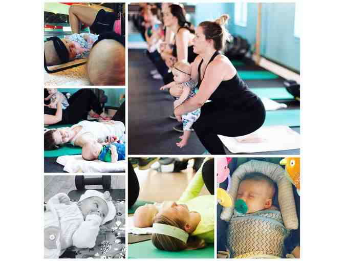$100 Gift Certificate - Active Moms' Club (prenatal and postnatal fitness classes)